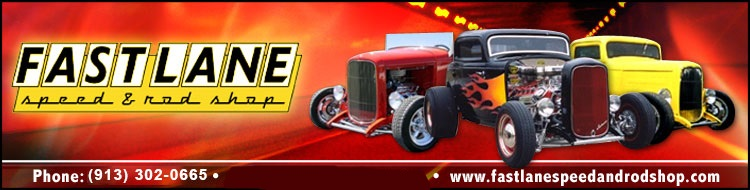 Fastlane Speed And Rod Shop